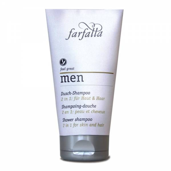Farfalla Men Dusch Shampoo Body & Hair