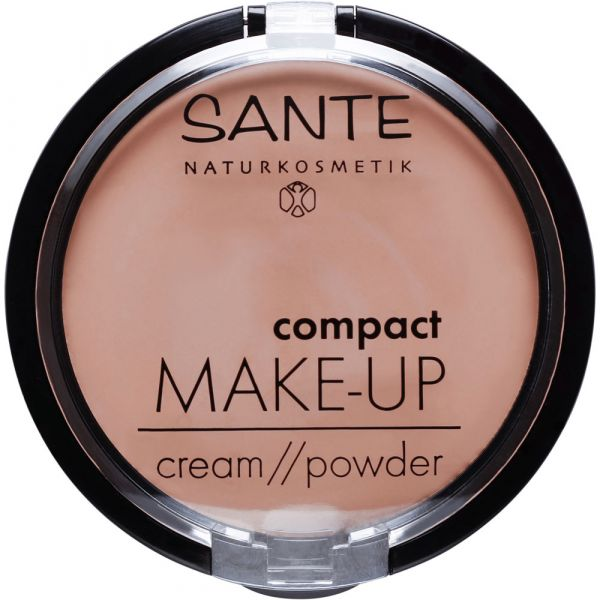 Sante compact MAKE-UP cream powder 02 beige