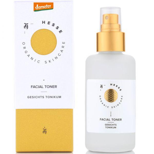 Hesse Organic Skincare FACIAL TONER HYDRATING & CLARIFYING