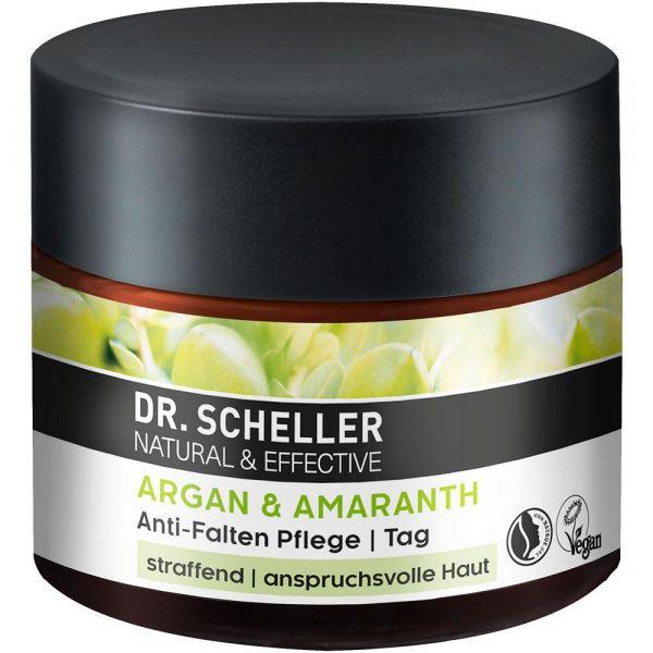 Dr. Scheller ARGAN & AMARANTH Anti-Falten Pflege Tag