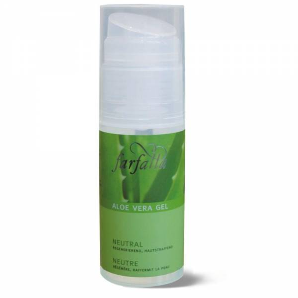 Farfalla Aloe Vera Gel neutral 50ml