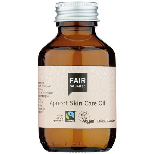 Fair Squared Body Oil Apricot