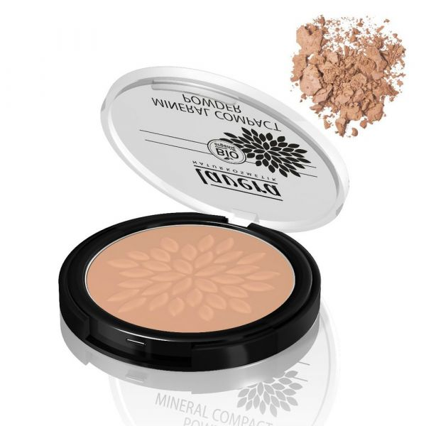 Lavera Mineral Compact Powder Honey Almond 05