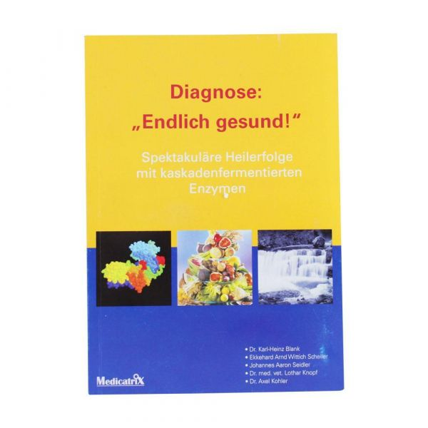 Diagnose Endlich gesund