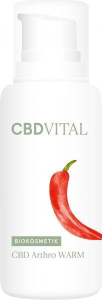 CBDVITAL Arthro WARM