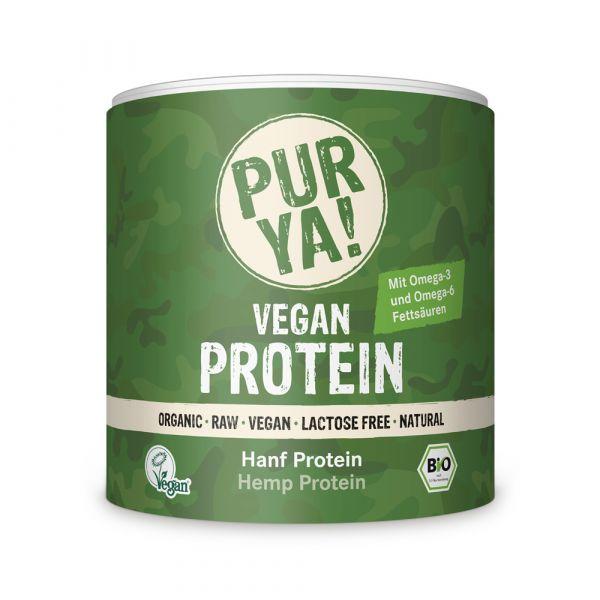 Purya Hanf Protein