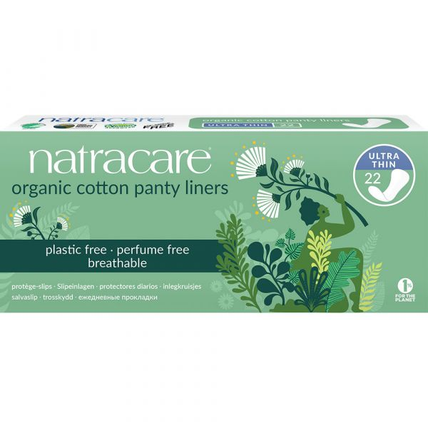Natracare Panty liners Ultra thin