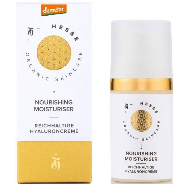 Hesse Organic Skincare NOURISHING MOISTURISER DEEP HYDRATION