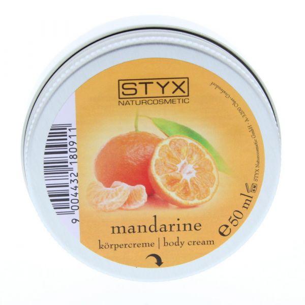 Styx Mandarine Körpercreme 50ml