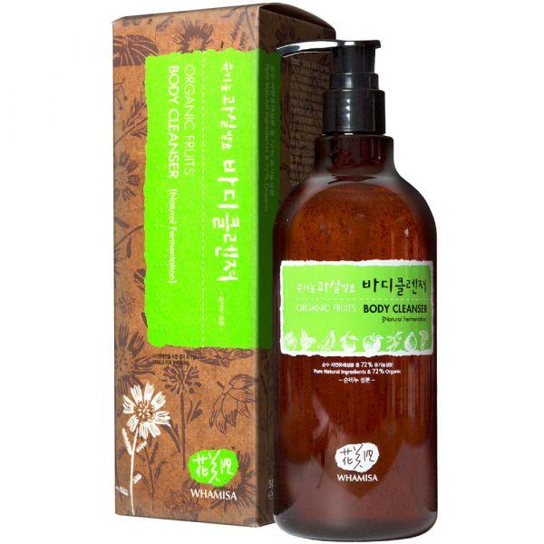 Whamisa Body Cleanser 500ml