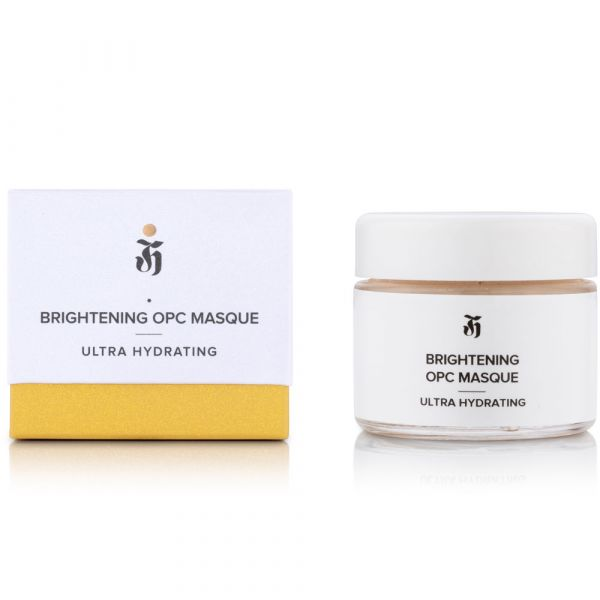 Hesse Organic Skincare BRIGHTENING MASQUE HYDRATING & SOOTHING