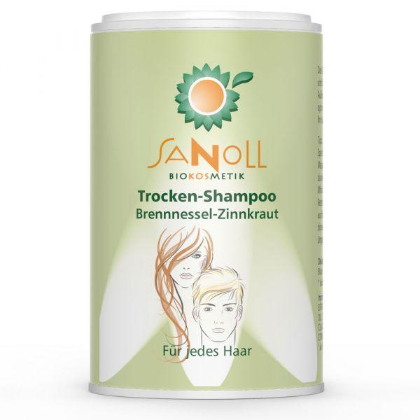 Sanoll Trocken-Shampoo Brennnessel-Zinnkraut
