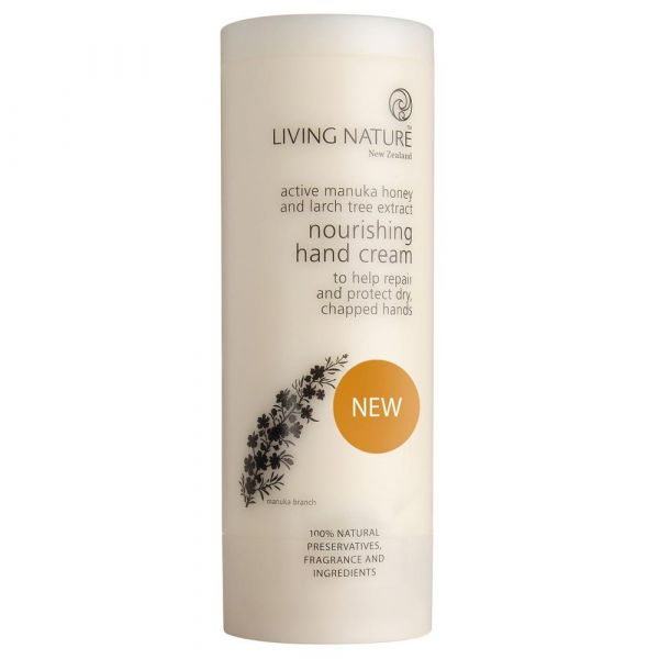 Living Nature Nourishing Handcream Nährende Handcreme