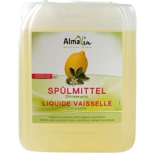 Almawin Spülmittel Zitronengras 5 Liter