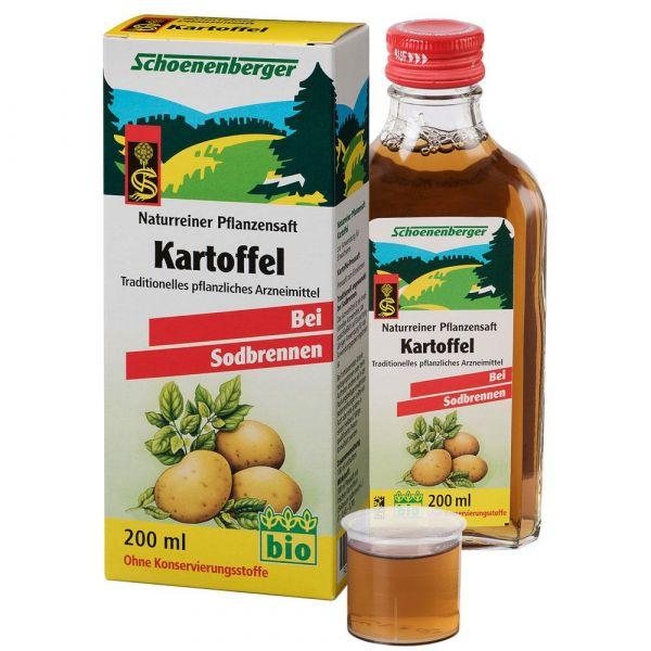 Schoenenberger Kartoffel-Saft