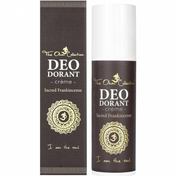 The Ohm Collection Deocreme Sacred Frankincens