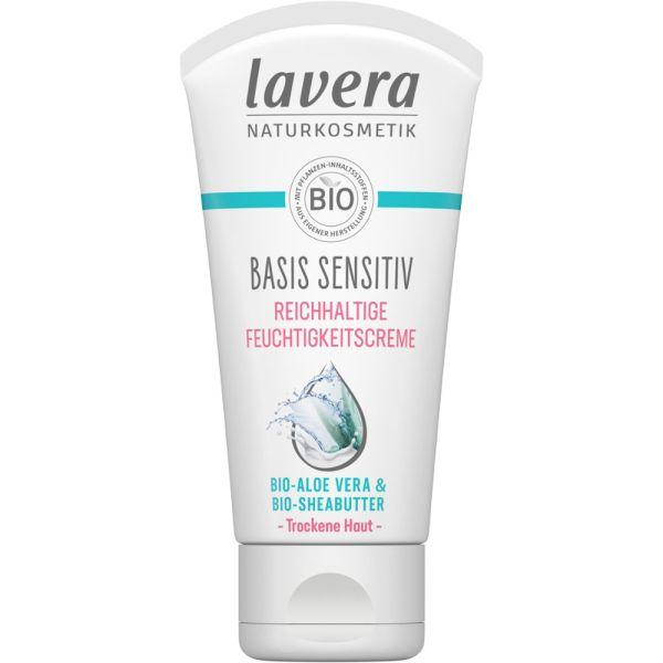 Lavera basis sensitiv reichhaltige Feuchtigkeitscreme