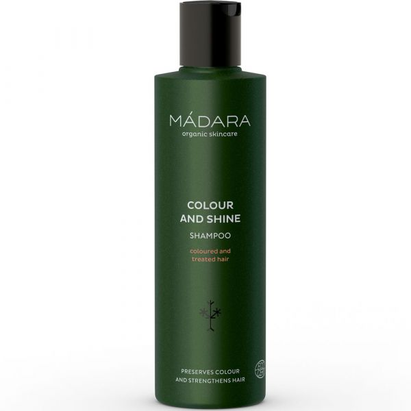 Madara Colour and Shine shampoo
