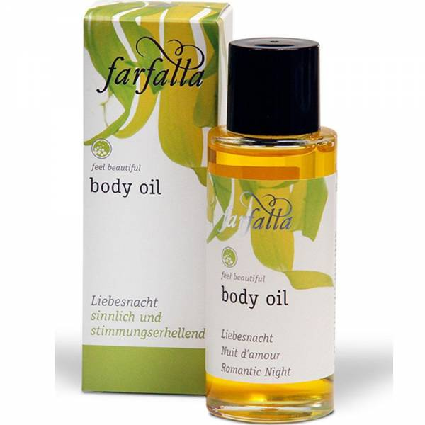 Farfalla Body Oil Liebesnacht
