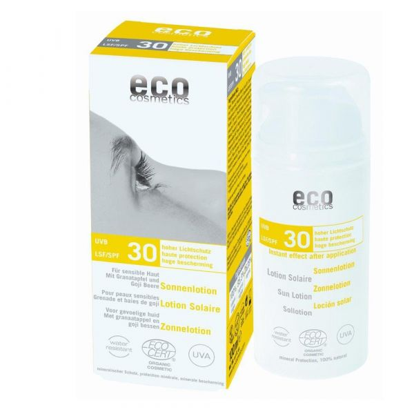 Eco Cosmetics Sonnenlotion LSF 30