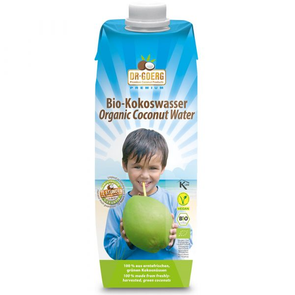 Dr. Goerg Kokoswasser 1 Liter