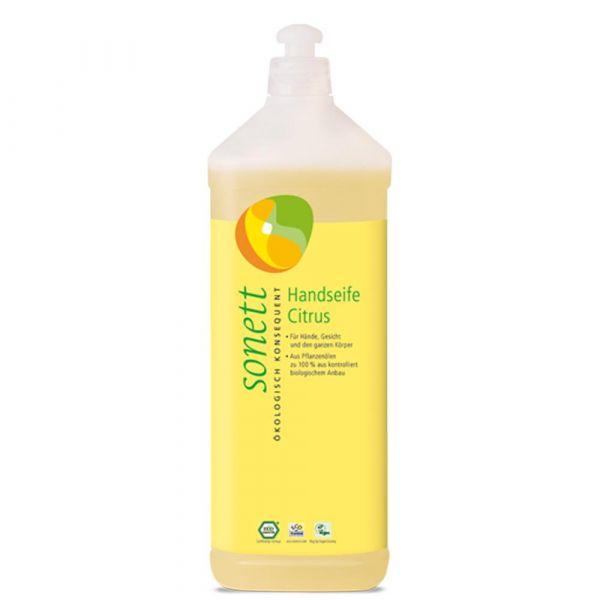 Sonett Handseife Citrus 1 Liter