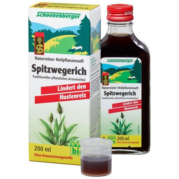 Schoenenberger Spitzwegerich-Saft