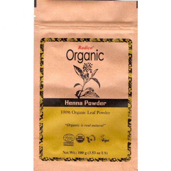 Radico Organische Haarfarbe Henna