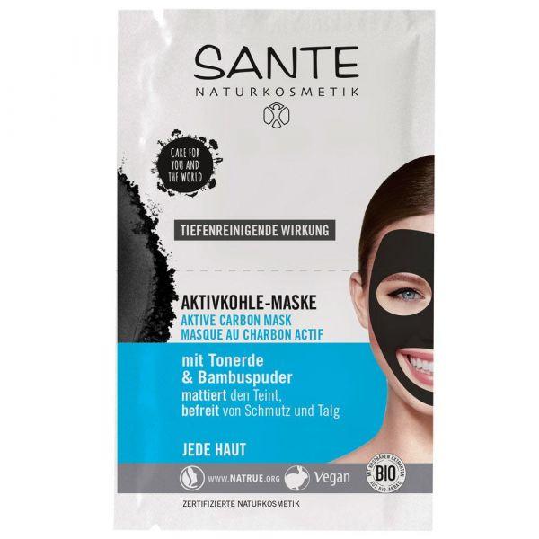 Sante Aktivkohle-Maske
