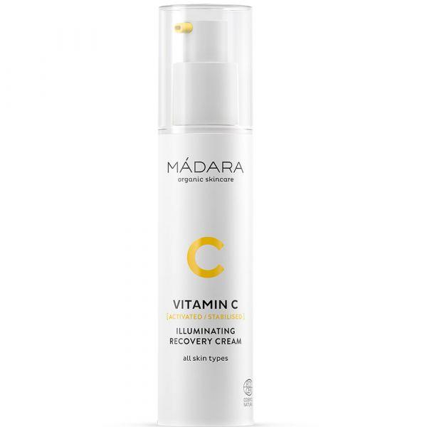 Madara VITAMIN C Illuminating Recovery Creme
