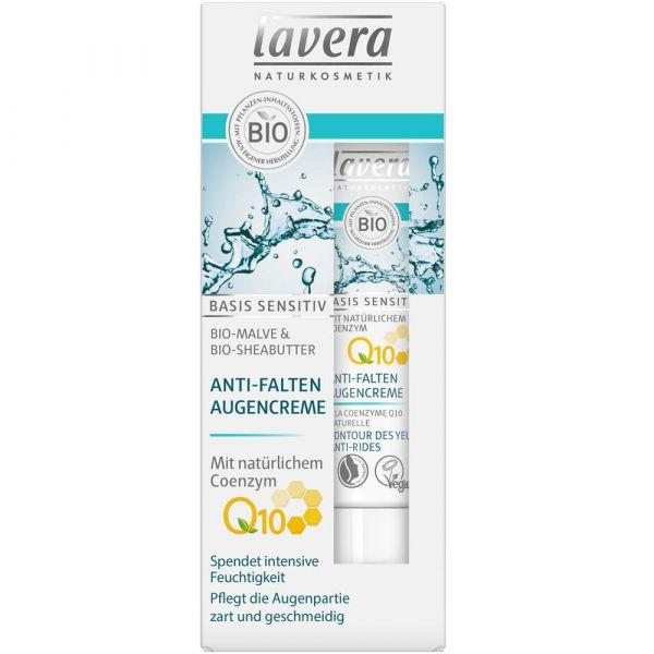 Lavera basis sensitiv Anti Falten Augencreme