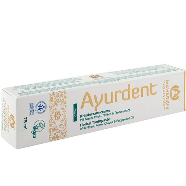 Maharishi Ayurdent Zahncreme mild