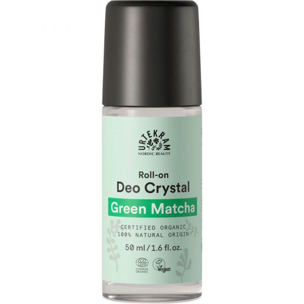 Urtekram Green Matcha Deo Crystal