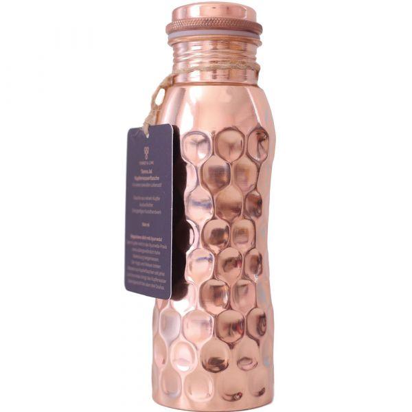Forrest & Love Kupferflasche Diamant 0,6 Liter