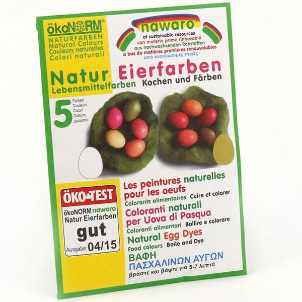 Oekonorm Natur Eierfarben