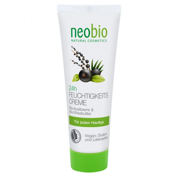 Neobio 24-H Feuchtigkeitscreme