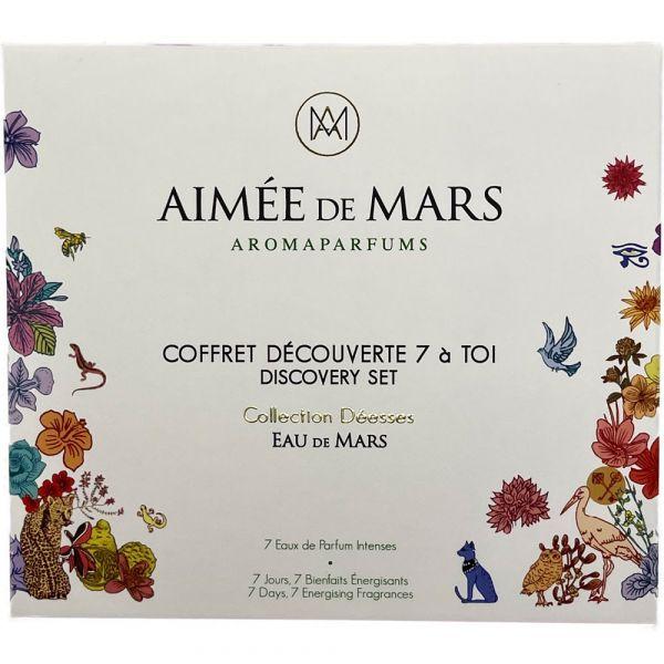 Aimée de Mars Probierset Kollektion Göttin