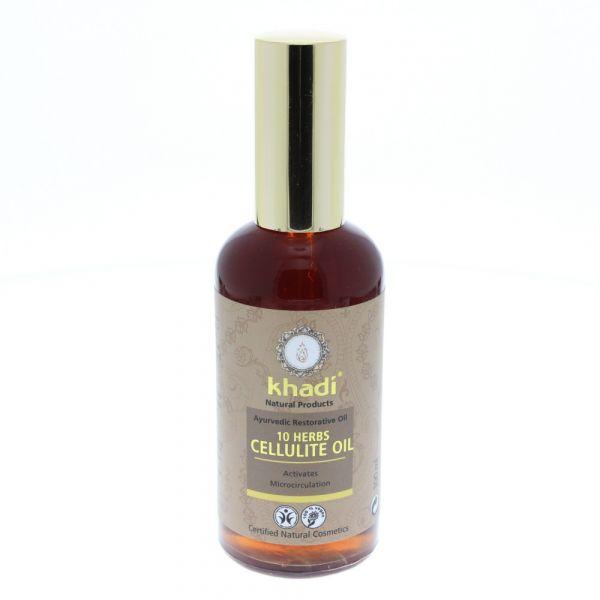Khadi 10 Kräuter Cellulite Öl 100ml