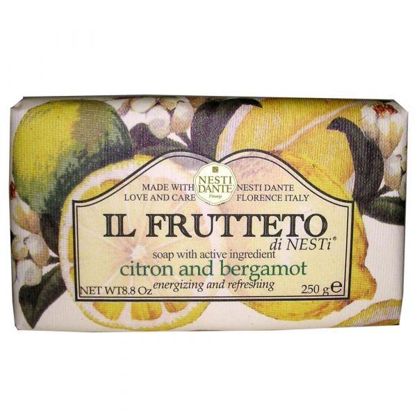 Nesti Dante IL Frutteto Soap Citron & Bergamotte