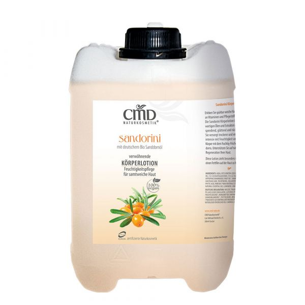 CMD Sandorini Körperlotion 2,5 Liter