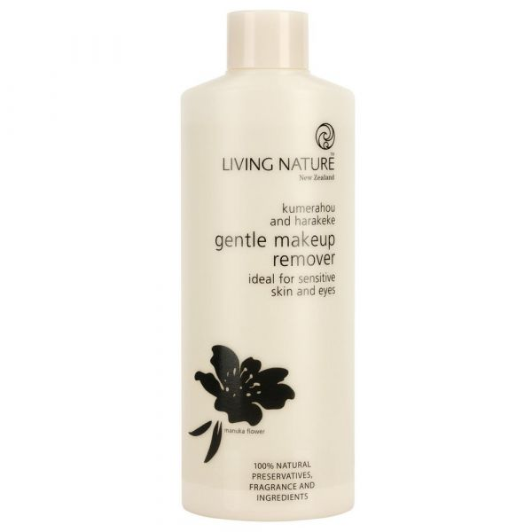 Living Nature Make Up Remover Make Up Entferner