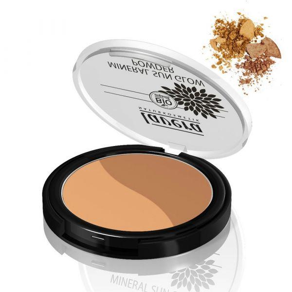 Lavera Mineral Sun Glow Powder Duo Golden Sahara 01