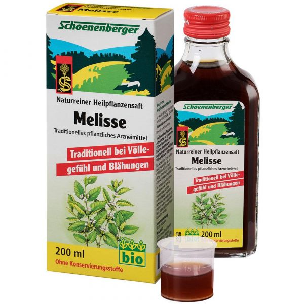 Schoenenberger Melissen-Saft