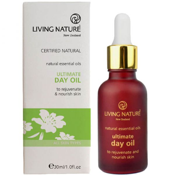 Living Nature Ultimate Day Face Oil