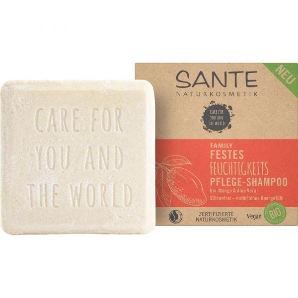 Sante Festes Feuchtigkeits Pflege-Shampoo Bio-Mango & Aloe Vera