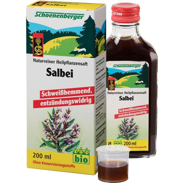 Schoenenberger Salbei-Saft