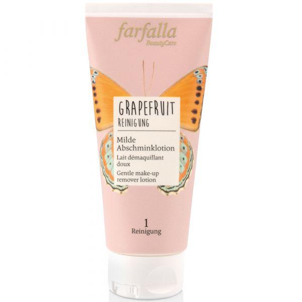 Farfalla Grapefruit Reinigung, Milde Abschminklotion