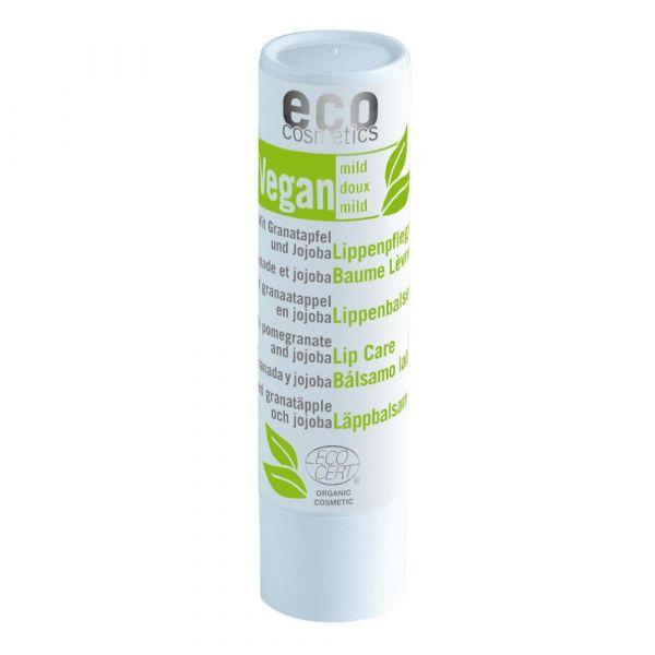Eco Cosmetics Lippenpflegestift Granatapfel & Jojoba