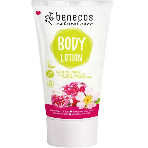 Benecos Body Lotion Granatapfel