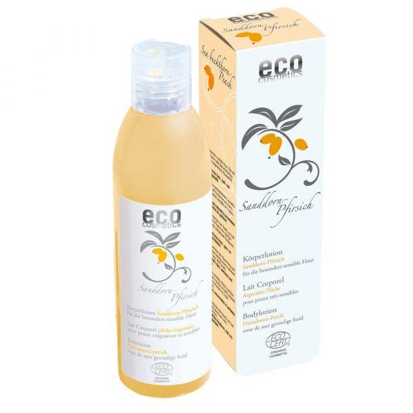 Eco Cosmetics Körperlotion Sanddorn Pfirsich